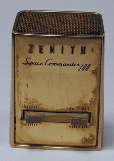Zenith Remote Control Qwizzeria